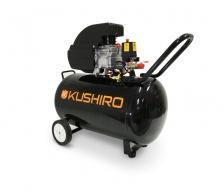 Compresor 100L 2.5HP Monofasico Kushiro