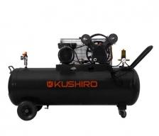 Compresor 100L 3HP Monofasico Kushiro