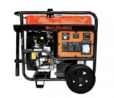 Generador 6000W (Naftero) Kushiro