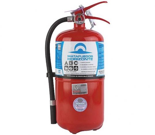 Extintor ABC Polvo Quimico