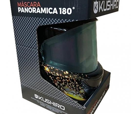 Careta Fotosensible Panoramico 180º
